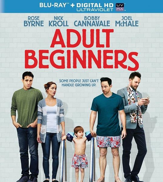 Взрослые новички / Adult Beginners (2014/BDRip/HDRip)