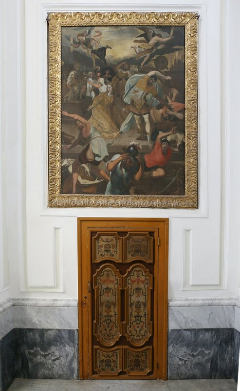 Искья, Форио. Церковь Святого Вита (Chiesa di San Vito)