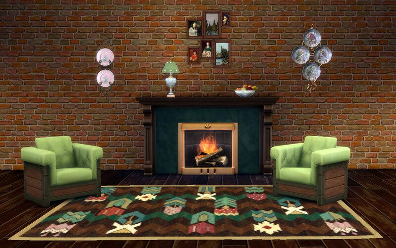 Gobelin carpet by ihelen