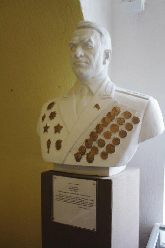 Генерал-полковник ТУТАРИНОВ Иван Иванович