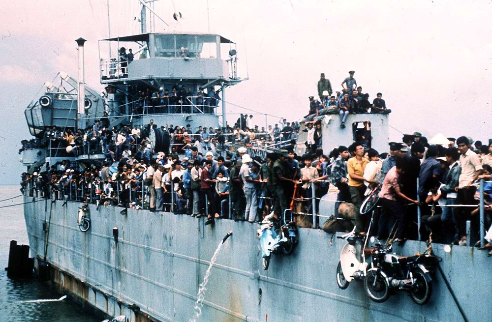 Освобождение Сайгона: как это было! К 40-летию со Дня Победы Вьетнама (США) (20)