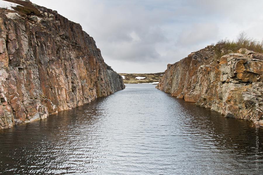 0 ccb4b 703f10ef orig Прогулка по ГЭС в Териберке (Мурманская область)