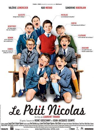 Маленький Николя / Le Petit Nicolas (2009/DVDRip)