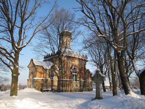 церковь Григория Богослова (Кушелевская)