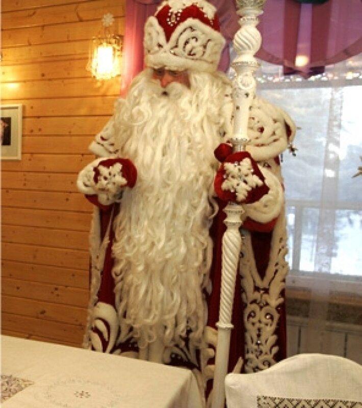 дед мороз, русский дед мороз, дед мороз из великого устюга.  Добавить в Одноклассники.