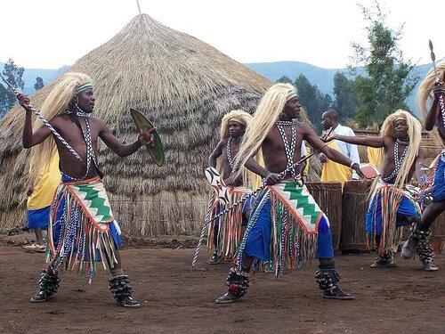 Танец пигмеев