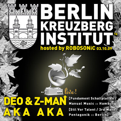 v.a. - Berlin Kreuzberg Institut 16th session (200 ...
