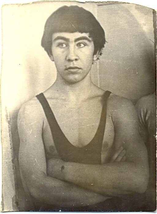 Борец. 1971г.