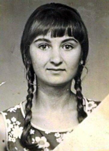 Анна Лукьянова(Свистунова)