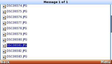 Gmail для Sony PSP - через java эмулятор PSPKVM