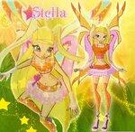 "Винкс аватарок магазин ""Kawaiil"" №1 +одевалка принцессы Земли!"