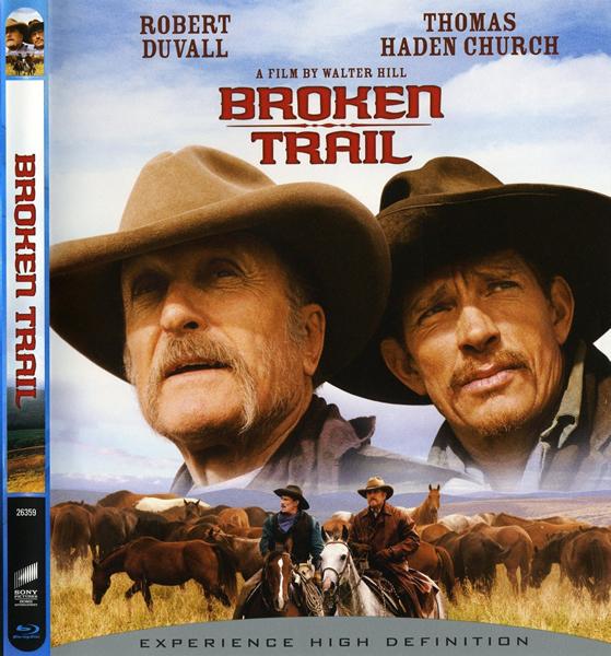 Прерванный путь (2 части из 2) / Broken Trail / 2006 / ПМ / HDRip + BDRip (720p)