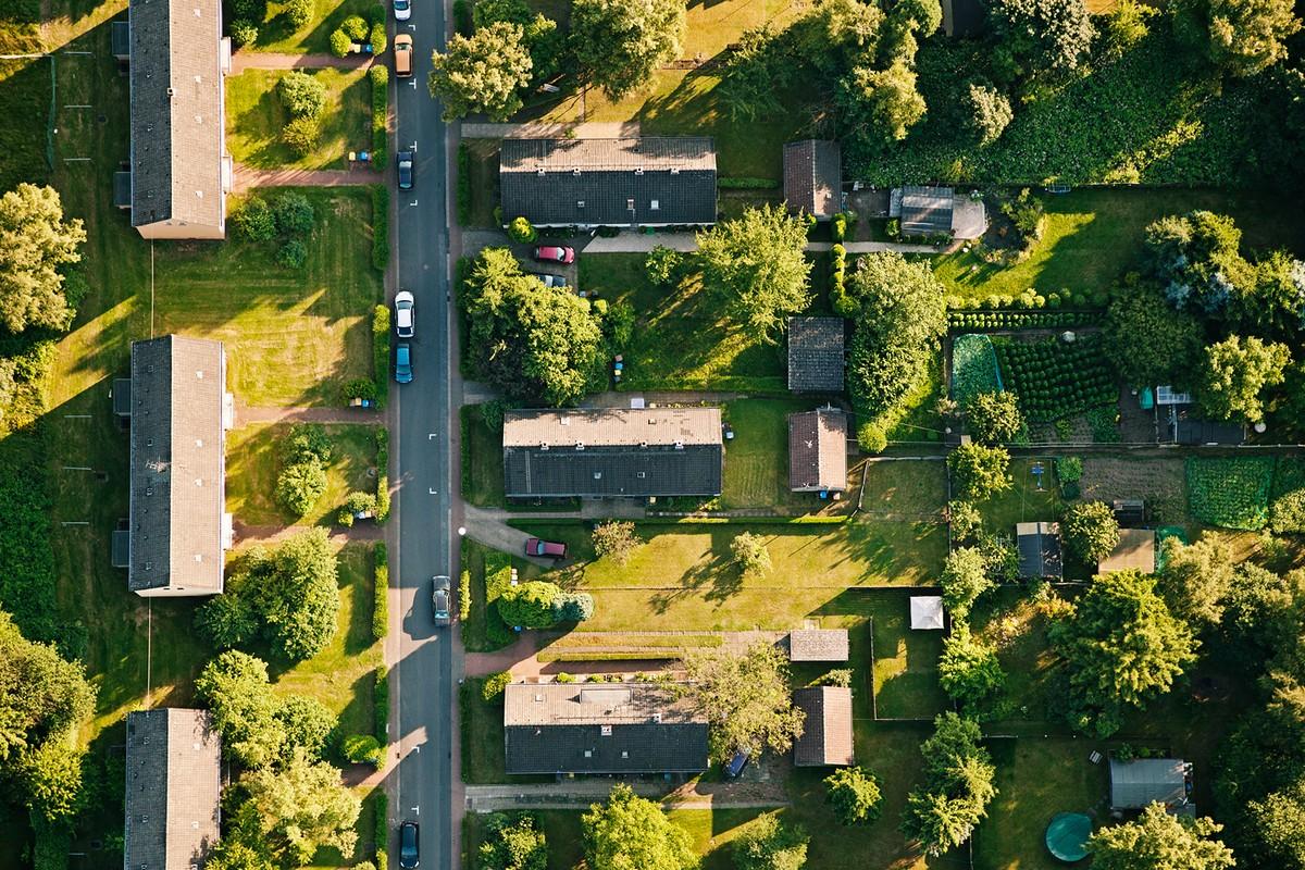 Красота нашей планеты на аэрофотографиях