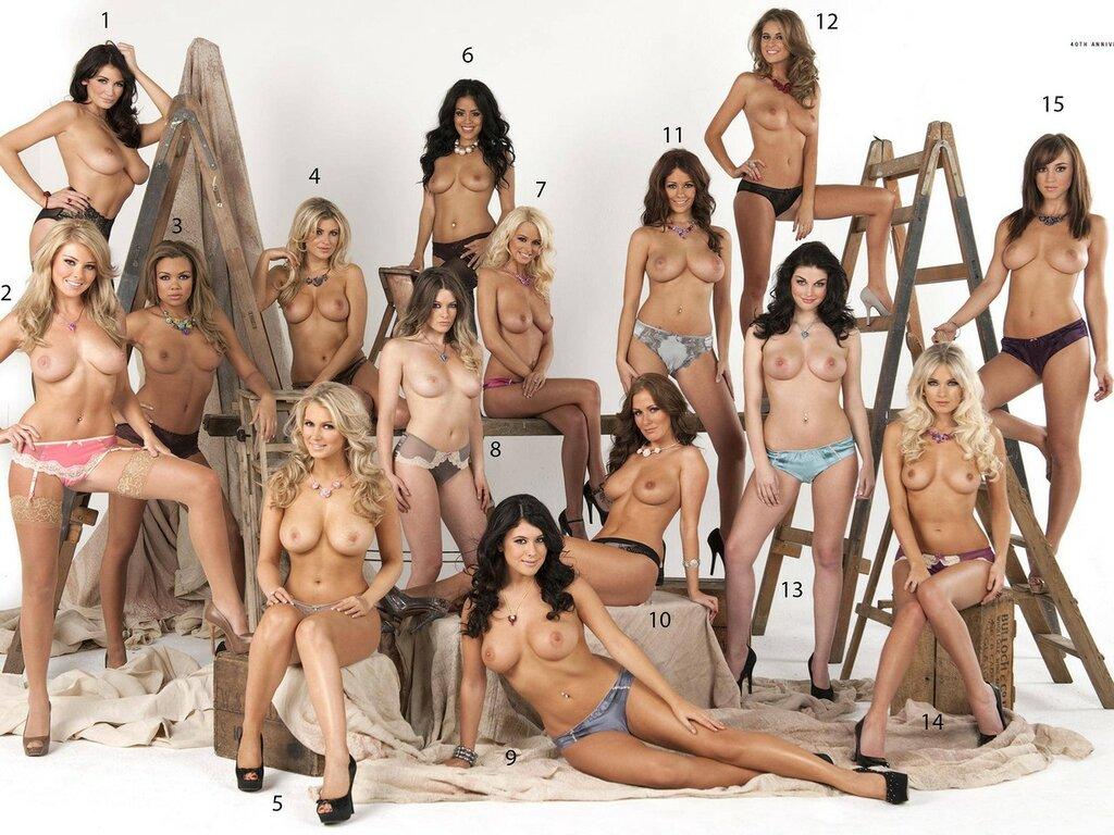 фотосессия девушек голых