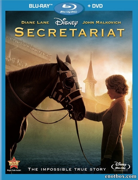 Чемпион / Секретариат / Secretariat (2010/BDRip/HDRip)