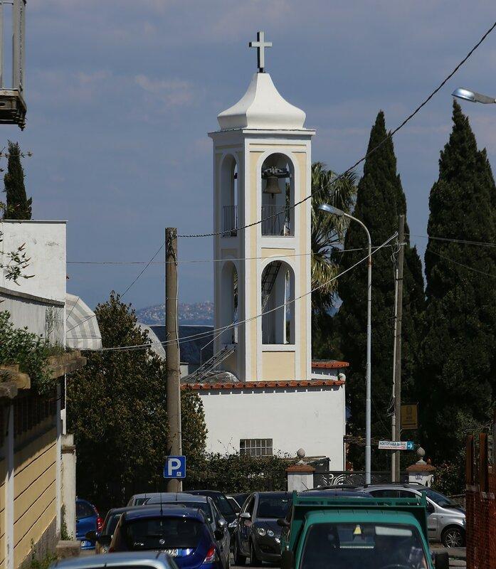 Maria Carmine church (Chiesa di Maria del Carmine), Ischia Porto