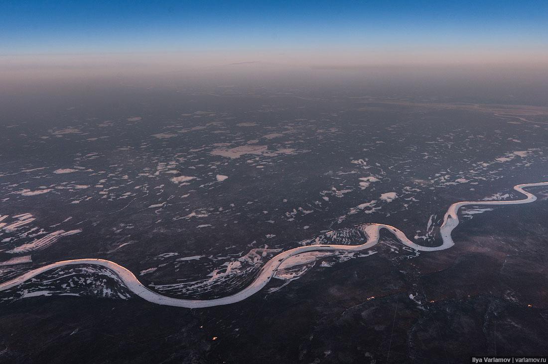 Самый длинный приток Лены, Вилюй.