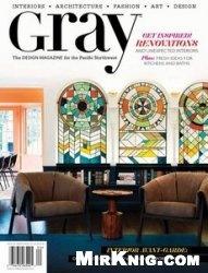 Журнал GRAY Magazine №21 2015