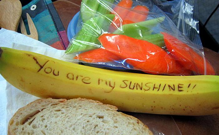 Использование бананов
