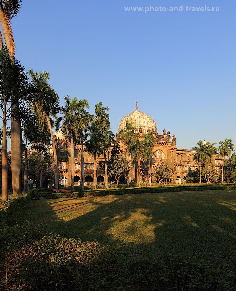 26. Фото - Музей принца Уэльского в Мумбаи. Отчеты об экскурсиях в Индии.