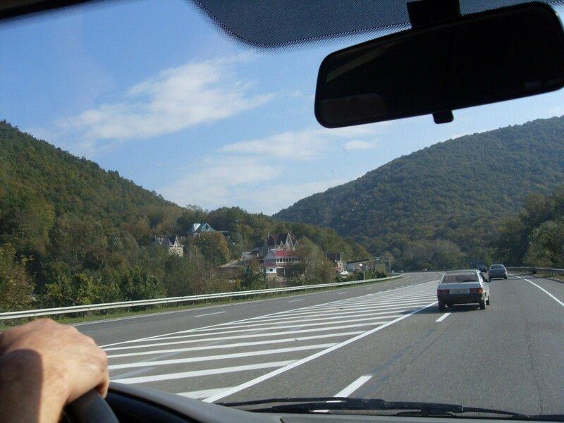 В дороге... 12 октября 2008, под Горячим Ключом, на слёте (146).JPG