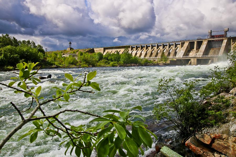0 cd465 9d0c9d19 orig Янискоски ГЭС на реке Паз