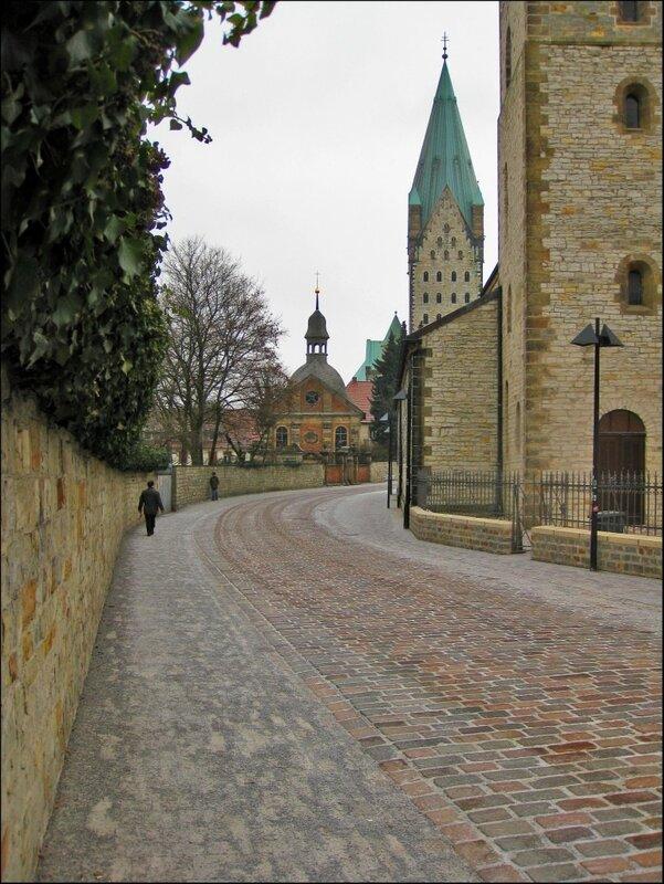 Улица в Старом городе, Падерборн