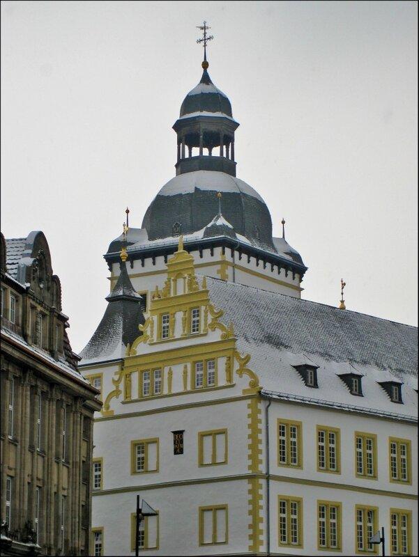Здание Theodorianum в Падерборне, ныне корпус университета