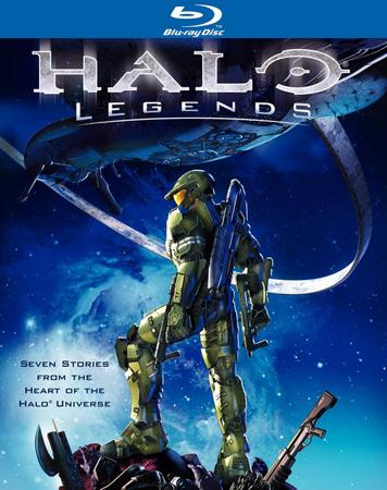 Легенды Halo / Halo Legends (2010/HDRip)