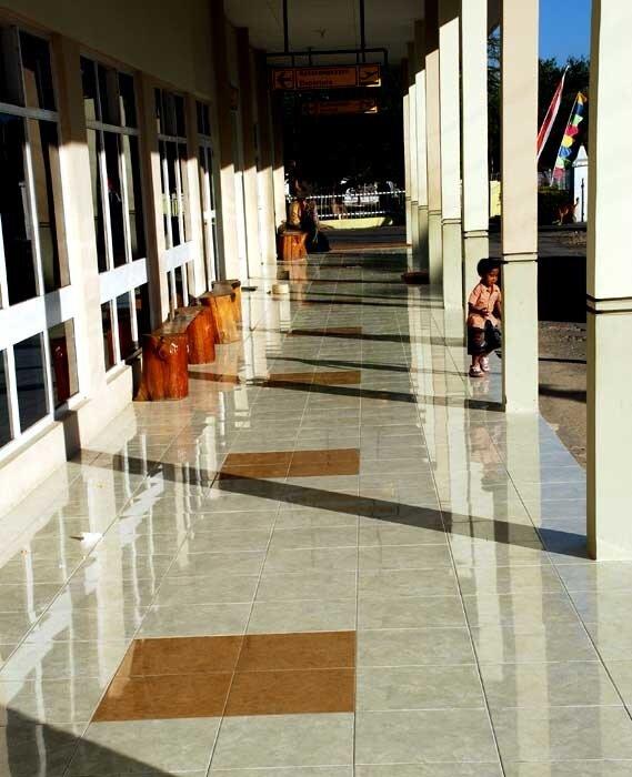 Аэропорт Ваингапу (Вост.Сумба)