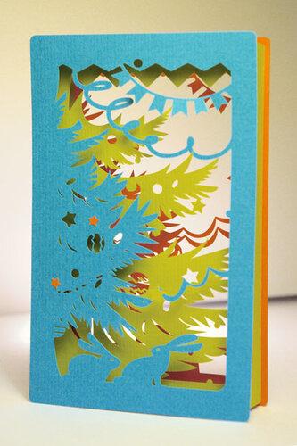 необычные открытки: