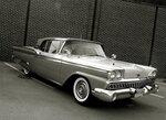 Ford Fairlane 500 2 door hardtop (1959-1960)