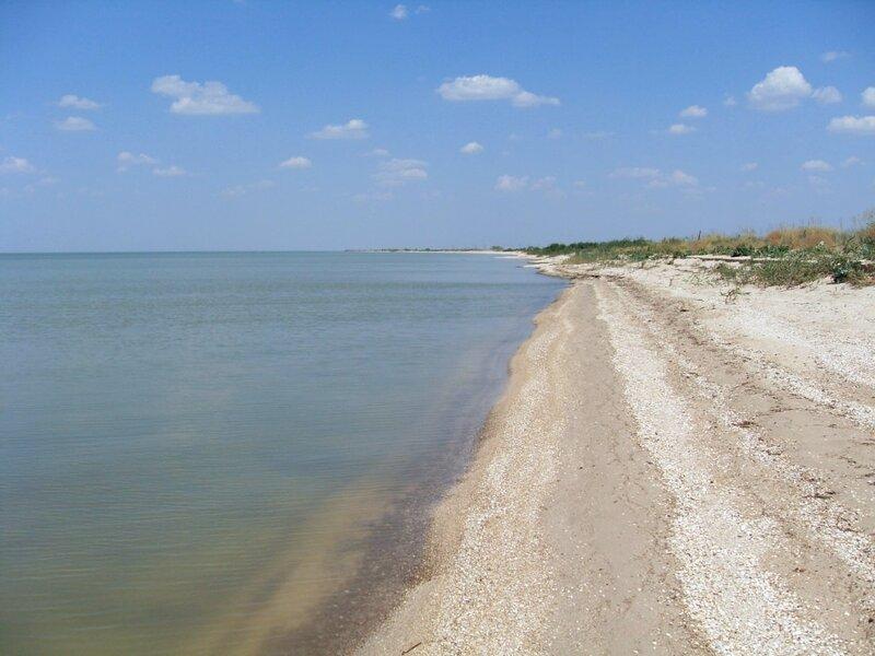 Воды и берега Азовского моря... - 29 Мая 2016 - Персональный сайт