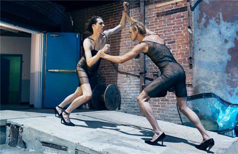 (А)Сексуальная революция / ASexual Revolution by Steven Meisel