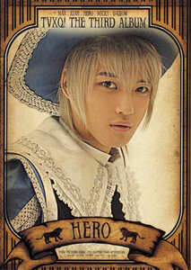 TVXQ THE 3RD ALBUM O-Jung.Ban.Hap.Version D [CD+DVD] 0_3265f_e6bc07e6_M