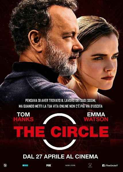 Сфера / The Circle (2017/WEB-DL/WEB-DLRip)