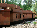 Строительство Донского храма - май 2015