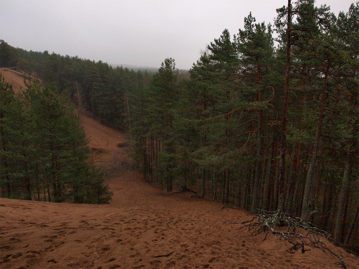 фото, фотографии, мыс Флотский, вышка, гора Смерти, дюна, песок, Зеленогорск
