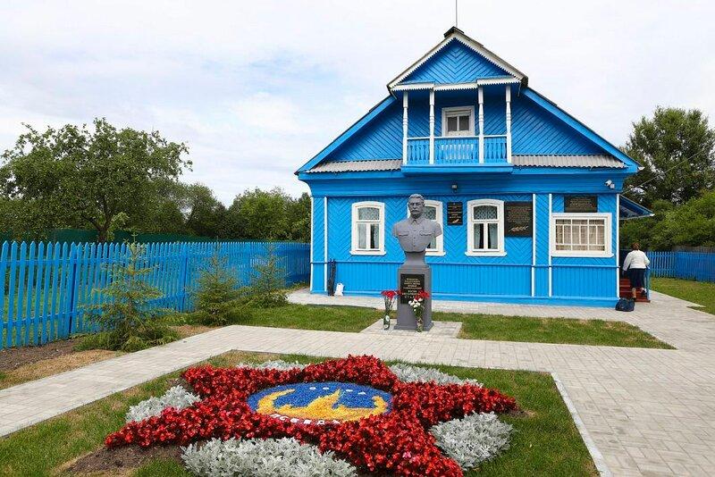 Под Ржевом открылся музей «Калининский фронт. Август 1943 года»