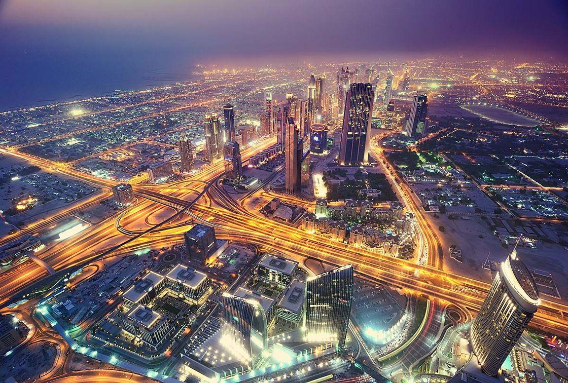 Путешествие в Дубай