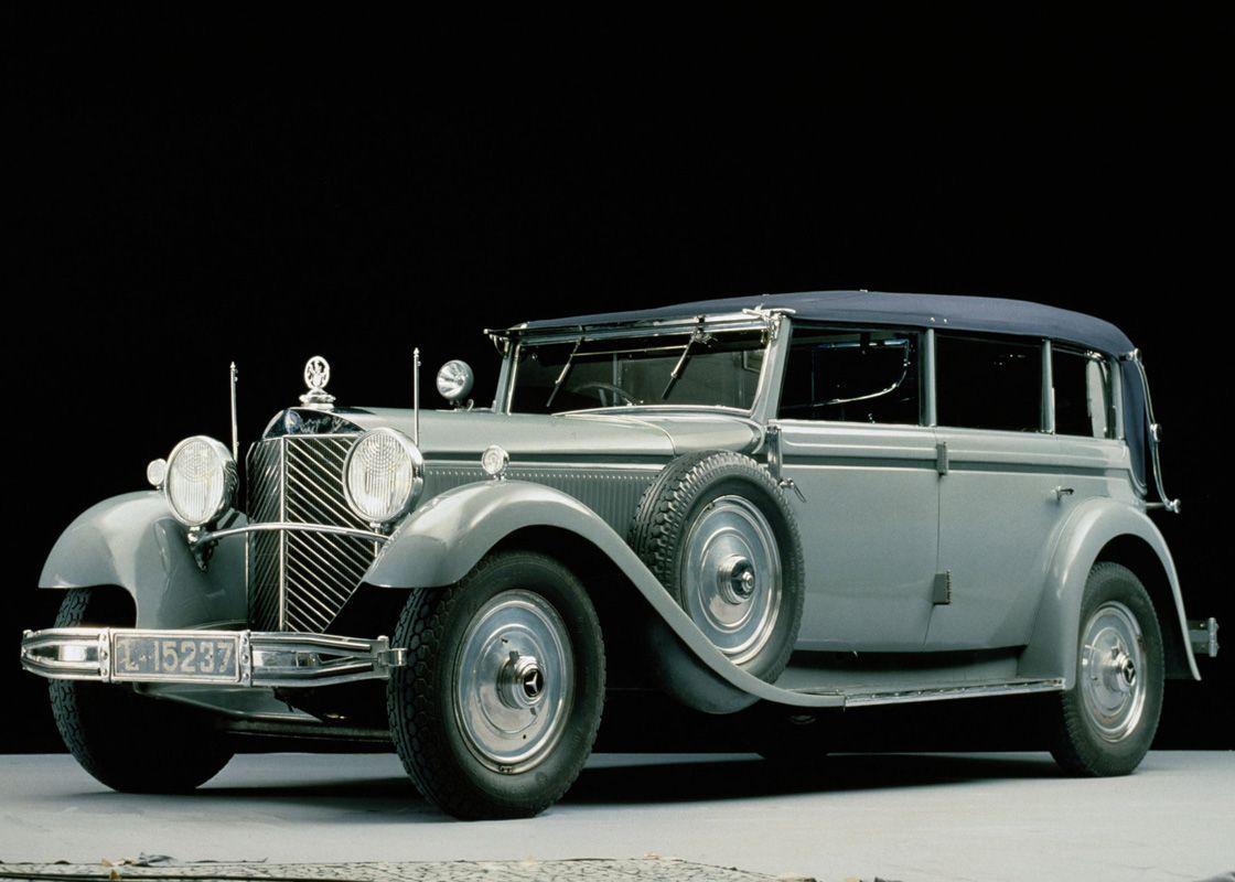 2 Alfa Romeo 8C 2300 (1931)