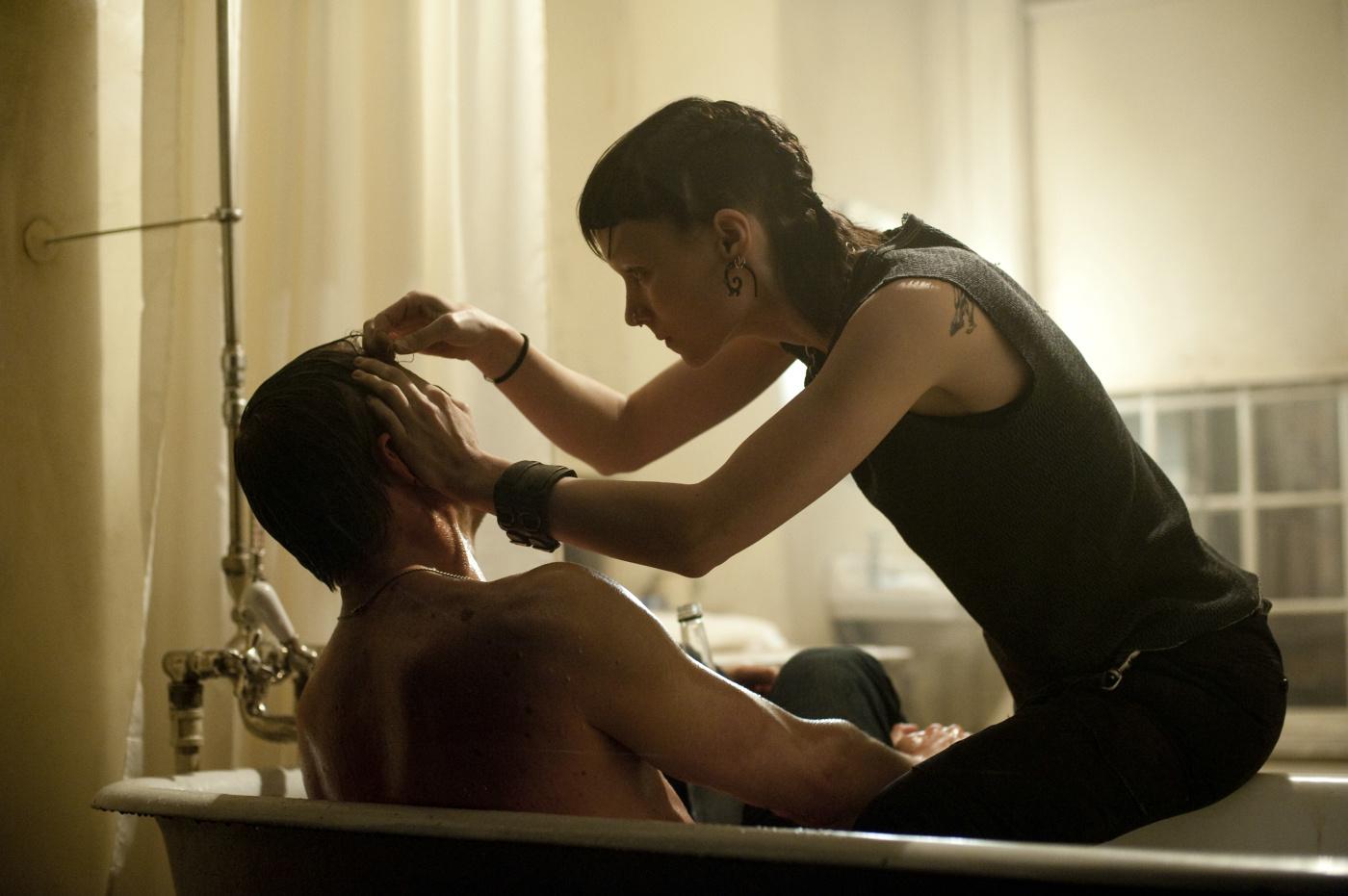 Фильм Дэвида Финчера «Девушка с татуировкой дракона» стал одним из самых ярких впечатлений 2011 года