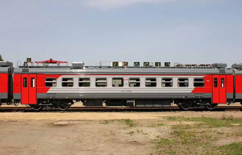 ЭД9Э-0038 для Горьковской ЖД