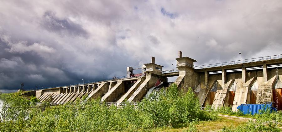 0 cd468 51256dcb orig Янискоски ГЭС на реке Паз