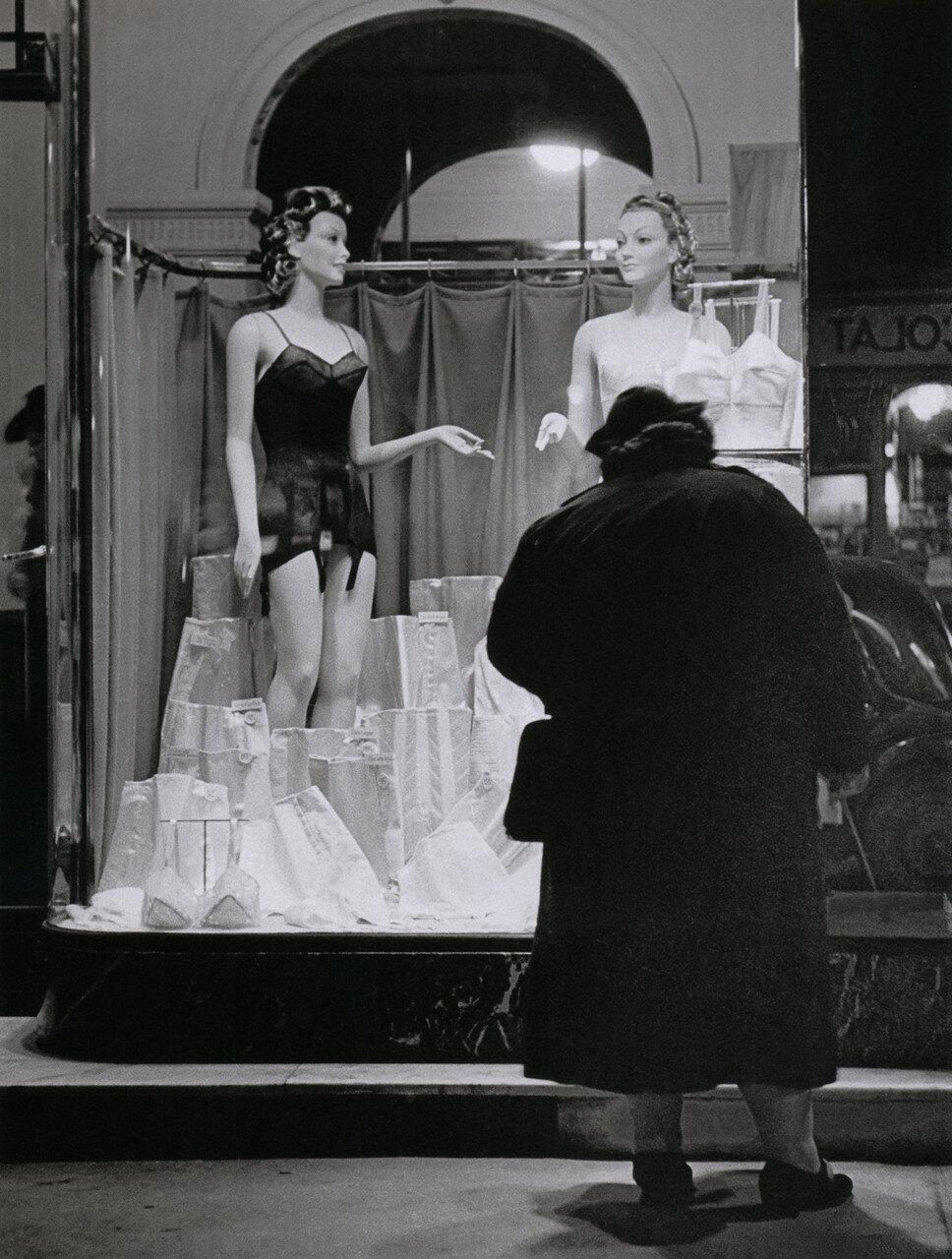 1934. Мечта. Парижские бульвары