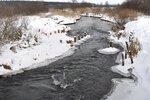 речка Воке_зимой
