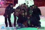 «Полярная рапсодия» фестиваль ледовой скульптуры