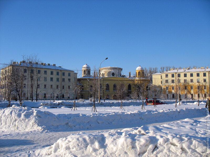 Чесменский дворец (сейчас одно из зданий ГУАП)