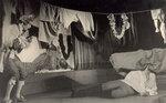 """С.Садальский - Кавалер Рипафратта. ГИТИС, 1973 год. Дипломный спектакль """"Хозяйка гостиницы"""" К.Гольдони."""