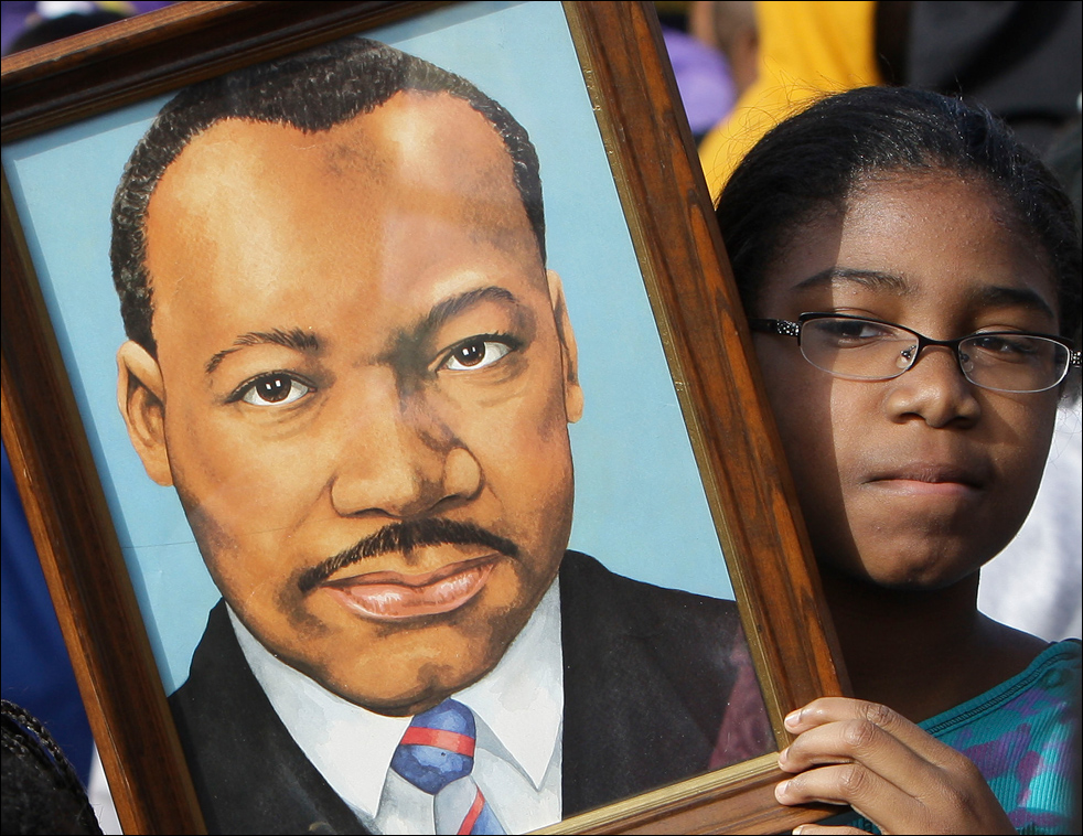 Essay About Martin Luther King Jr